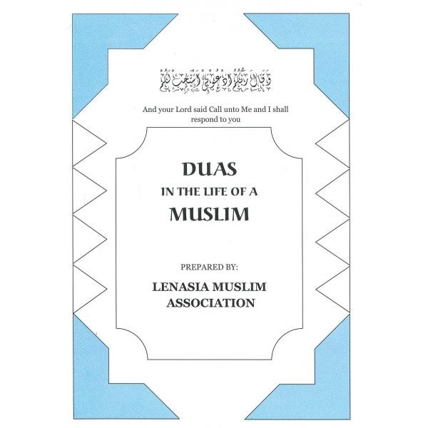 Duas in the life of a muslim