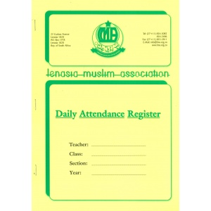 Pupils daily register